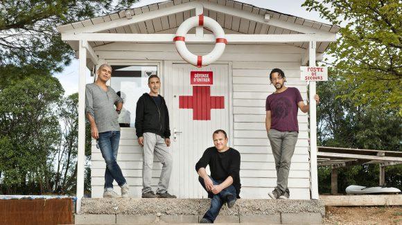 Equal Crossing Regis Huby La Fonderie Malakoff 18 nov 17