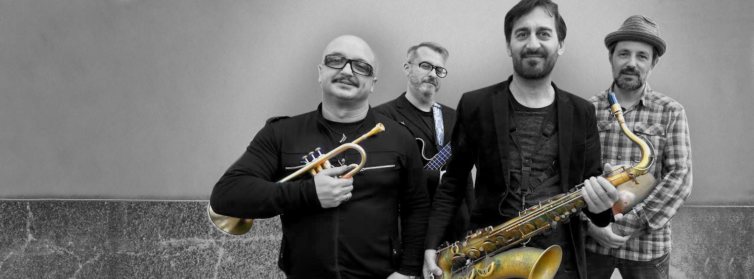 Francesco Bearzatti - Tinissima Quartet
