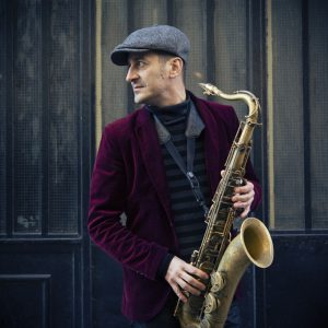 Francesco Bearzatti trio en concert Cavajazz 31 janvier