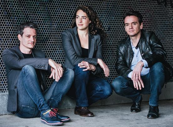 Trio Aïrés en concert les 16,17,22,23,24 mars