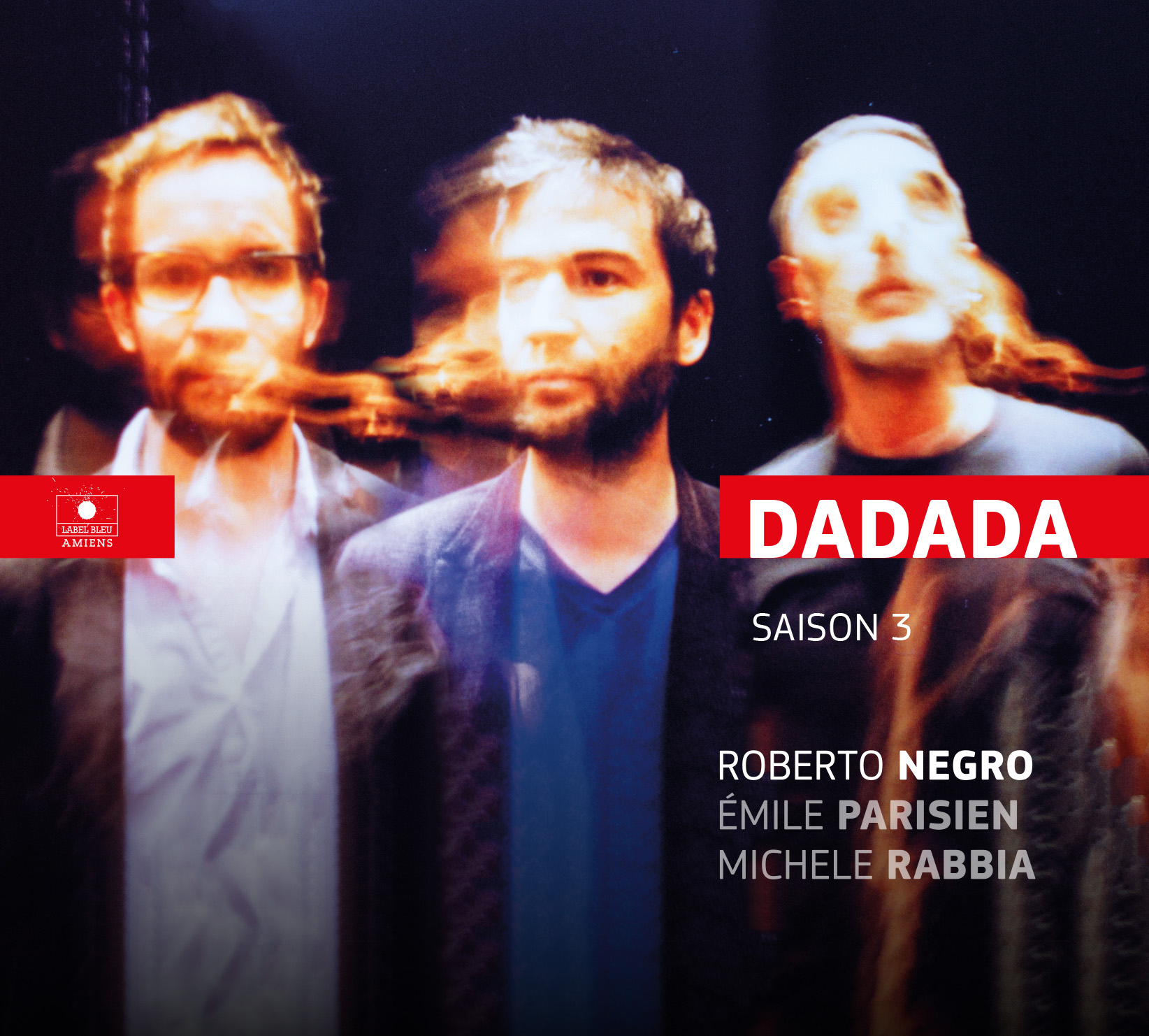 DADADA ″SAISON 3″ New album sept 17