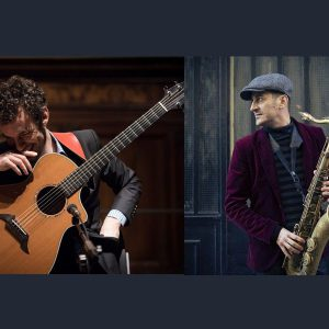 Fêtez la musique à l'italienne avec Francesco Bearzatti & Federico Casagrande !