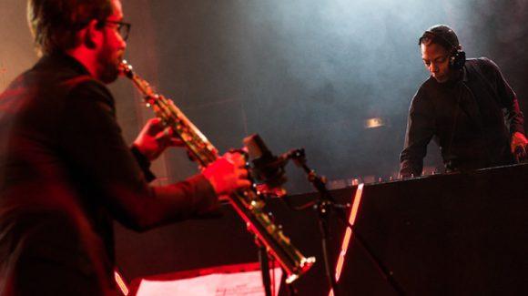 Jeff Mills Emile Parisien Coltrane Villette Jazz fest 1er sept