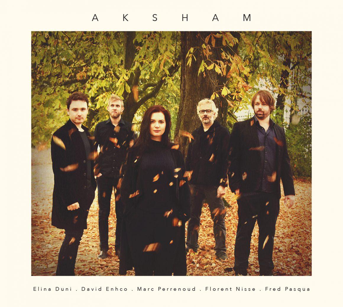 Aksham en concert 9 novembre Jazz au Fil de l'Oise
