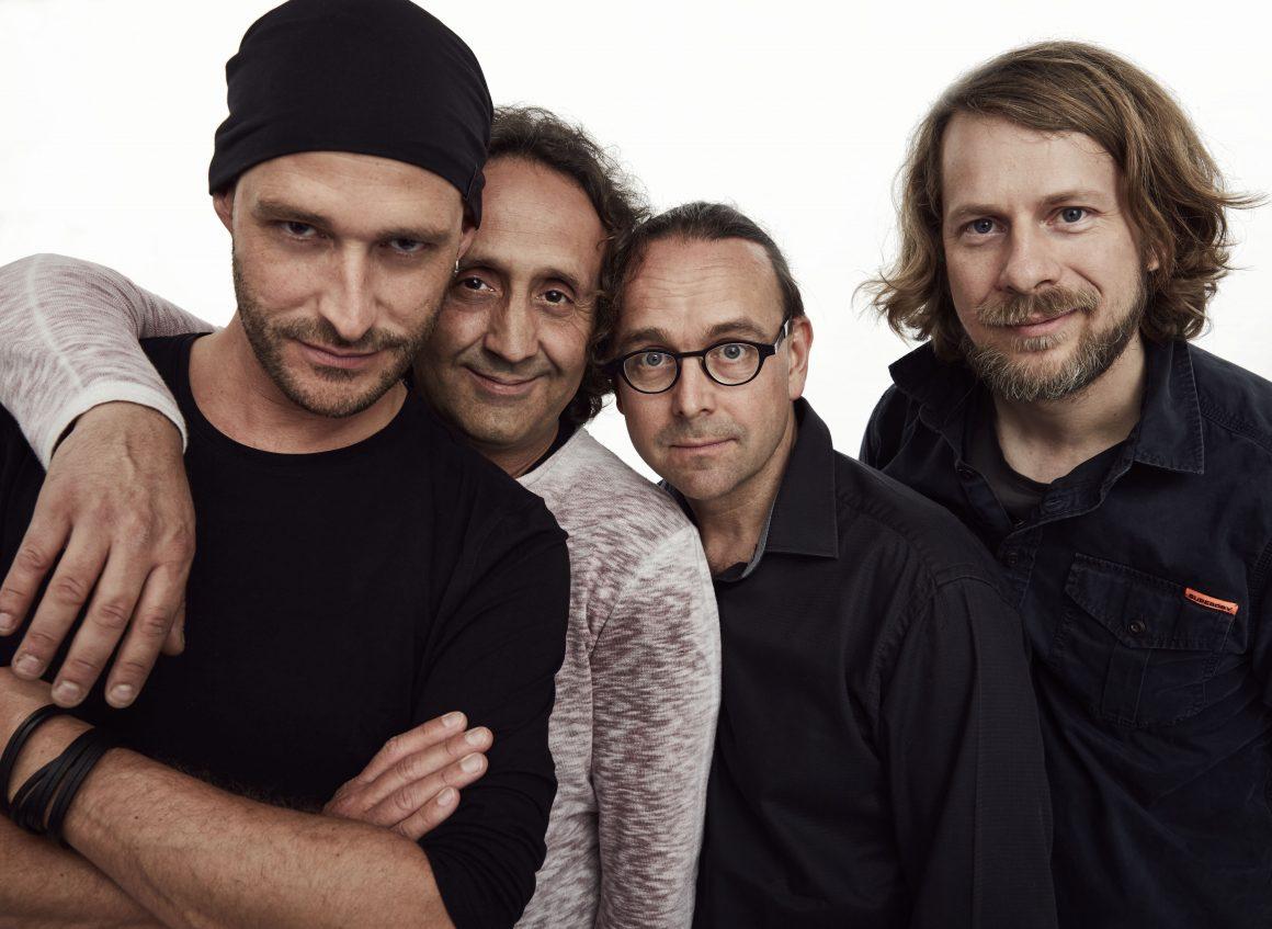 Andreas Schaerer duo + quartet rendez-vous de l'Erdre 1er septembre