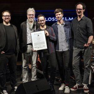 Double Screening prix album de l'année 2019 Deutschen Schallplattenkritik !