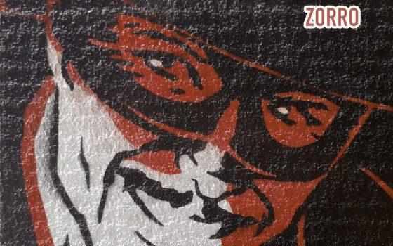 Zorro le justicier est dehors… et masqué (!)… Bearzatti new CD